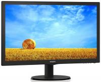 "Monitori - PHILIPS LED MONITOR 223V5LSB2, BLACK, 21.5"", 1920X1080, KONTRAST 10M:1, 5 MS, VGA - Avalon ltd pljevlja"