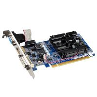 Grafičke kartice - GIGABYTE VGA NVIDIA GEFORCE 210 1GB DDR3, 64-BIT, REV. 6.0, DVI-I/HDMI/D-SUB - avalon ltd