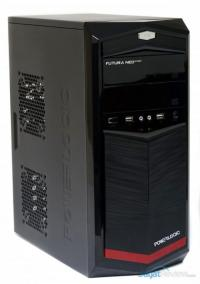 PC računari-BASIC *** Zeus Case 500W, AMD Dual-Core E1-2500 Apu with Radeon HD 8240, RAM 4GB, SSD 120GB, DVD-RW