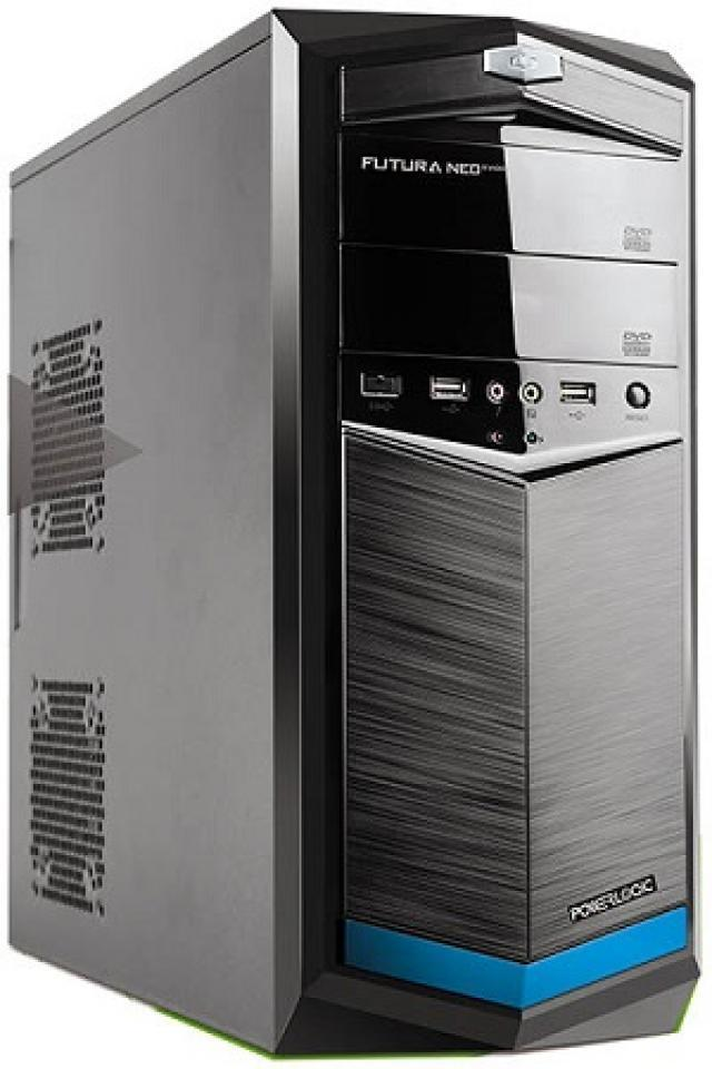 PC Računari - MEDIA1 ***CASE Futura, A320M PRO-VH PLUS , AMD A6-9500 Box (3.5GHz), RAM 4GB DDR4, HDD 1TB SATA ,  GeForce GT 710 2GB, DVD-RW - Avalon ltd