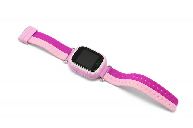 Pametni satovi i oprema - CORDYS SMART K.WATCH ZOOM PINK - Avalon ltd
