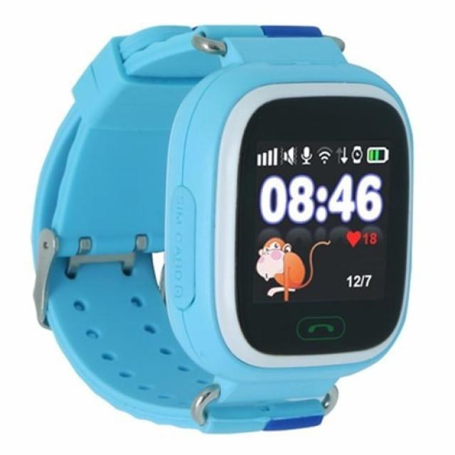 Pametni satovi i oprema - CORDYS Smart Kids Watch - Zoom (Plava) SIM Card - Avalon ltd