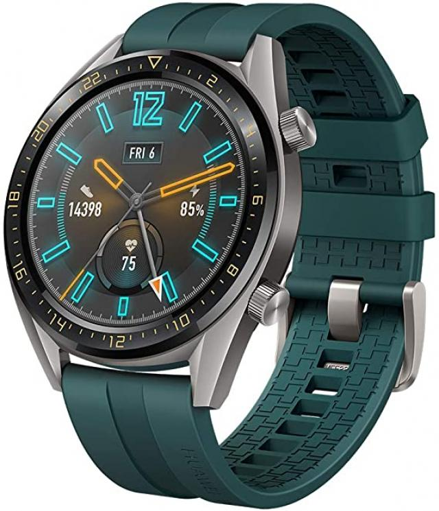 Pametni satovi i oprema - HUAWEI WATCH GT ACTIVE DARK GREEN SMARTWATCH - Avalon ltd