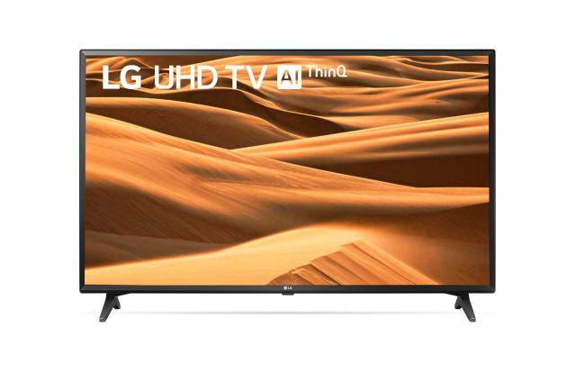 "Televizori i oprema - LG 49UM7050PLF LED TV 49"" ultra HD, webOS ThinQ AI smart TV, DVB-T2/C/S2, black, two pole - Avalon ltd pljevlja"