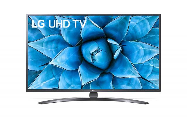 "Televizori i oprema - LG 43UN74003LB LED TV 43"" Ultra HD, WebOS smart TV, AI ThinQ, HDR10 Pro, DVB-T2/C/S2 - Avalon ltd pljevlja"
