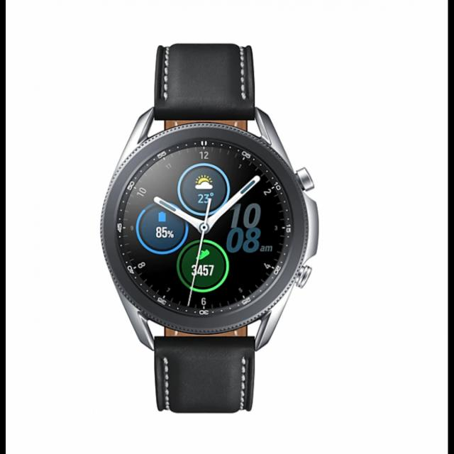 Pametni satovi i oprema - Sat Samsung R840 Galaxy Watch 3 45mm Silver - Avalon ltd