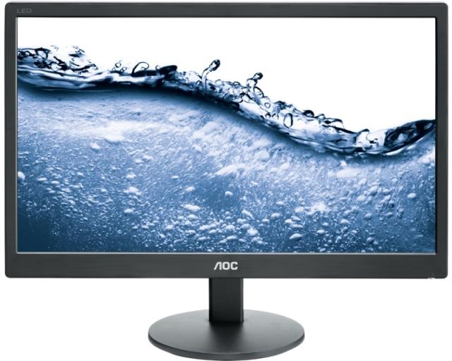 Monitori - AOC 21.5 E2270SWN LED MONITOR - Avalon ltd