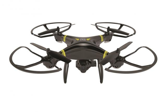 Dronovi i oprema - DRON MSI MS BLACK FORCE - Avalon ltd