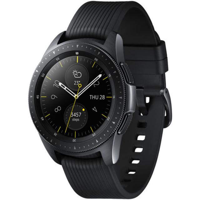 Pametni satovi i oprema - Samsung R810 Galaxy Watch 42 mm, Black - Avalon ltd