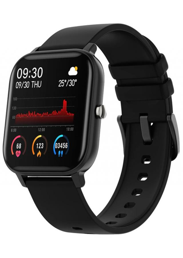 Pametni satovi i oprema - MOYE SMART WATCH KRONOS BLACK - Avalon ltd