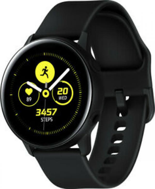 Pametni satovi i oprema - Samsung R500 Galaxy Watch Active, Black - Avalon ltd